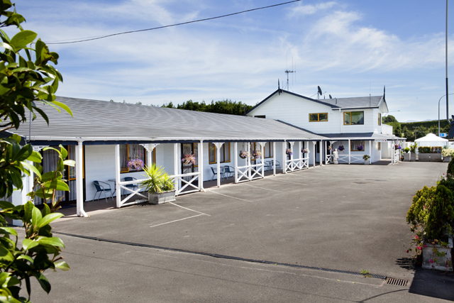 Motel Units in the Bay of Plenty